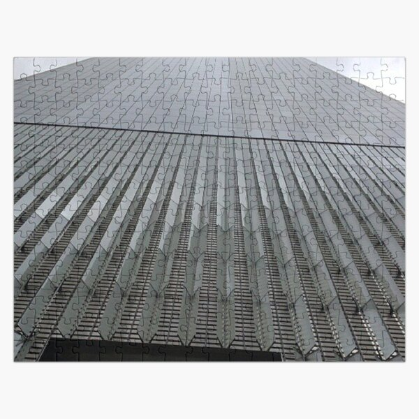 One World Trade Center Infinity, Building, Skyscraper, World Trade Center Tower,Buildi Jigsaw Puzzle