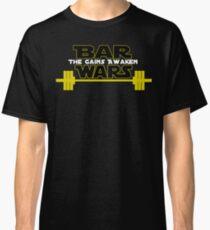 Star Wars - The Gains Awaken Classic T-Shirt