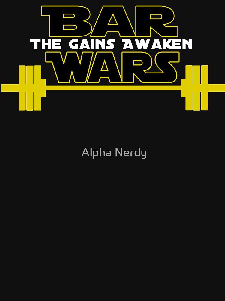 Star Wars - The Gains Awaken | Unisex Tank Top
