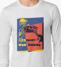 Retro Old School Pop Art T-Shirt