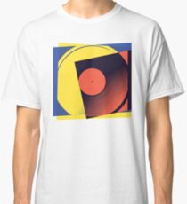 Pop Art Vinyl Record 1 Classic T-Shirt