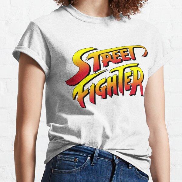Kekra Street Fighter T-shirt classique