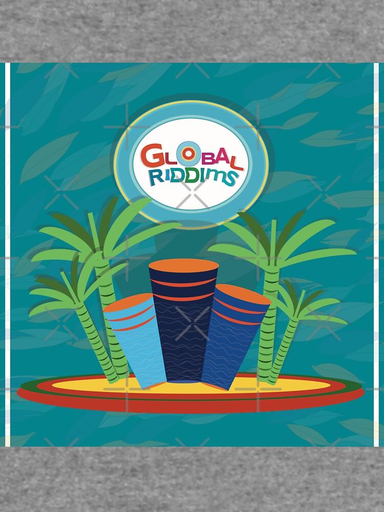 Global Riddims (2) by aremaarega