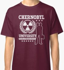 Chernobyl University T-Shirts and Hoodies Classic T-Shirt