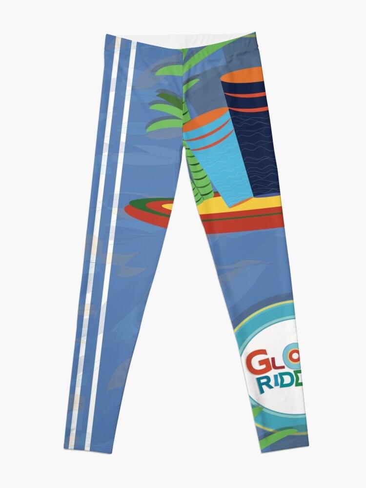 Alternate view of Global Riddims (3) Leggings