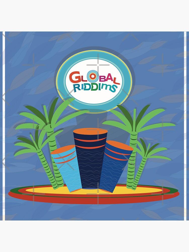 Global Riddims (3) by aremaarega