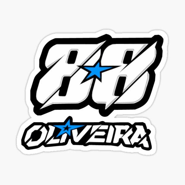 Miguel Oliveira MotoGP Sticker