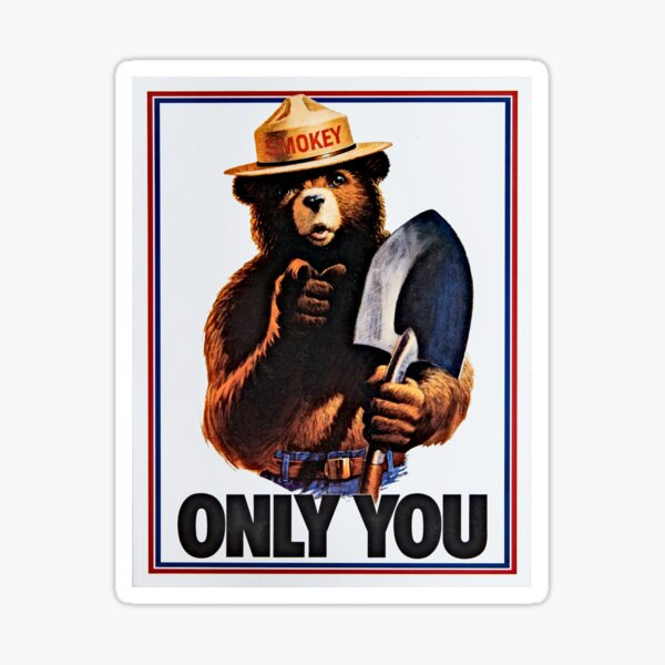 Only You (Poster) Sticker