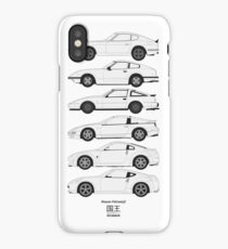 Nissan Fairlady Z History iPhone Case