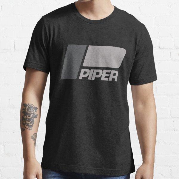 PIPER AIRCRAFT - RETRO LOW VIZ Essential T-Shirt