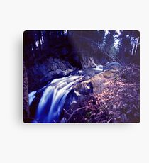 Honey Hollow 4, Bolton, Vermont Metal Print