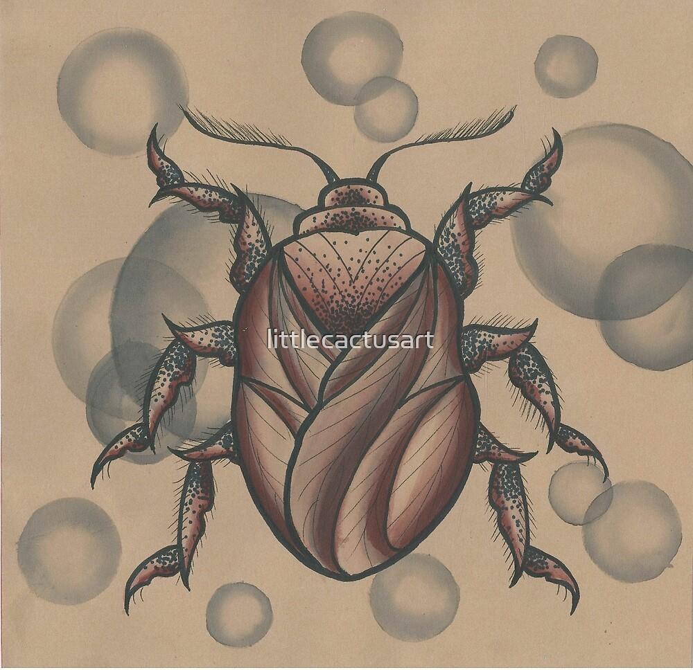 Libre de la Cucaracha! by littlecactusart