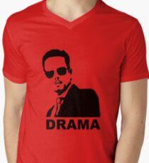 Camiseta de cuello en V Johnny Drama - Entourage
