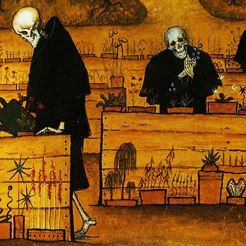 Simberg - The Garden of Death by carpediem6655