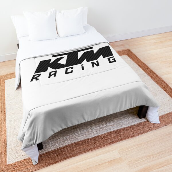 KTM racing Couvre-lit