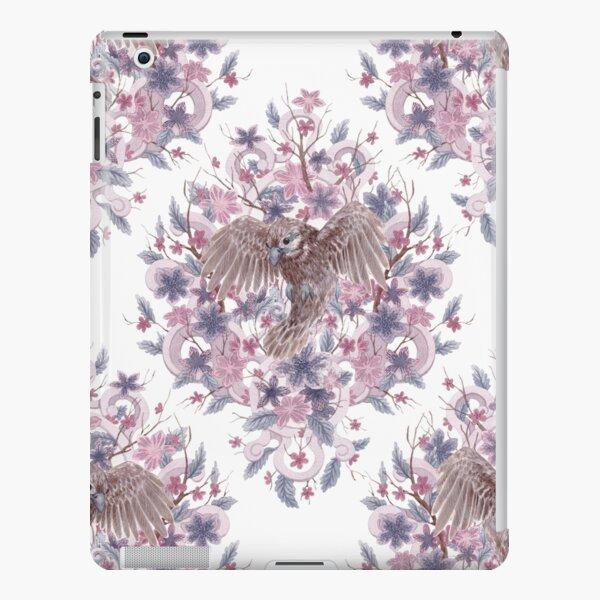 Nightingale, Victorian inspired decorative pattern iPad Snap Case