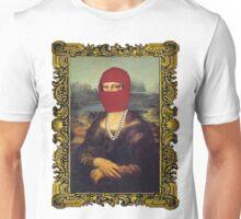 Yeezus Taught Mona Lisa Unisex T-Shirt