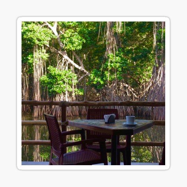Jungle Dining Sticker