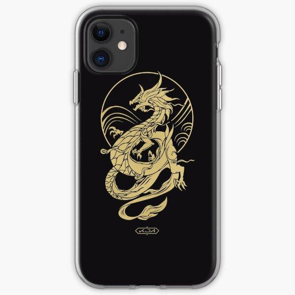 K/DA Akali Dragon iPhone Soft Case