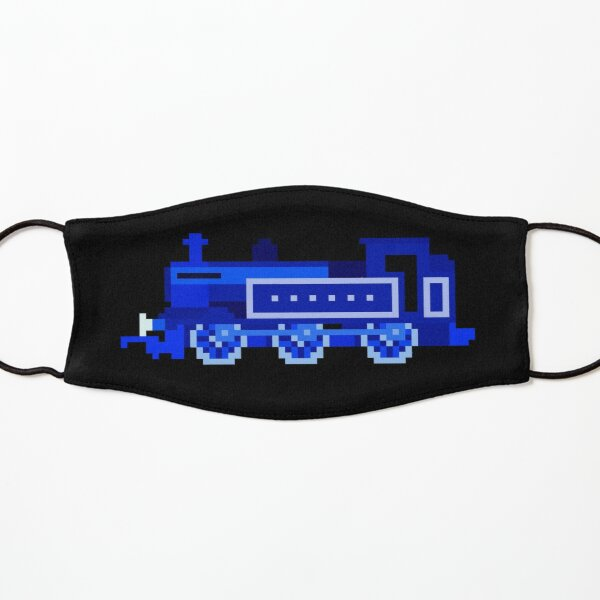 Blue Locomotive - The Kids' Picture Show Kids Mask