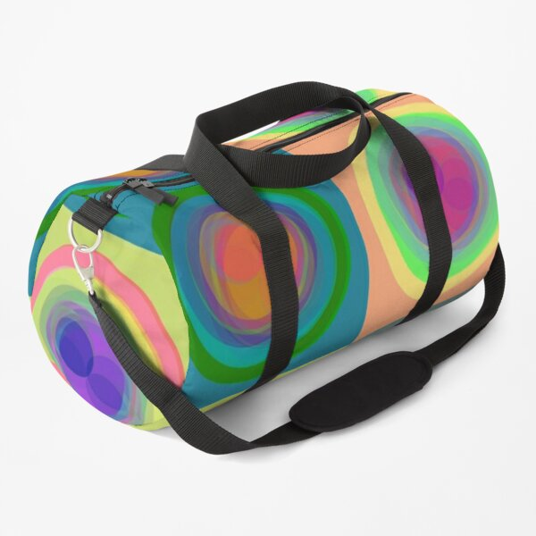 Four or More Circles Duffle Bag