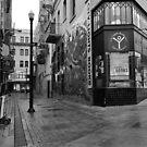 Jack Kerouac Alley by Rodney Johnson