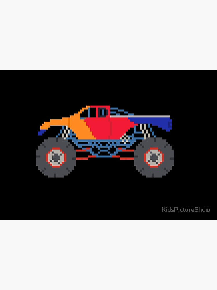 Monster Truck - The Kids' Picture Show by KidsPictureShow