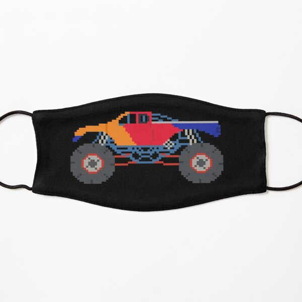Monster Truck - The Kids' Picture Show Kids Mask