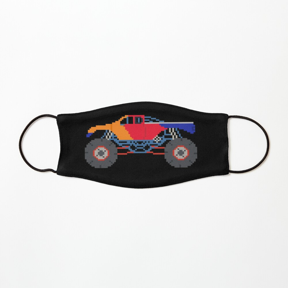 Monster Truck - The Kids' Picture Show Mask