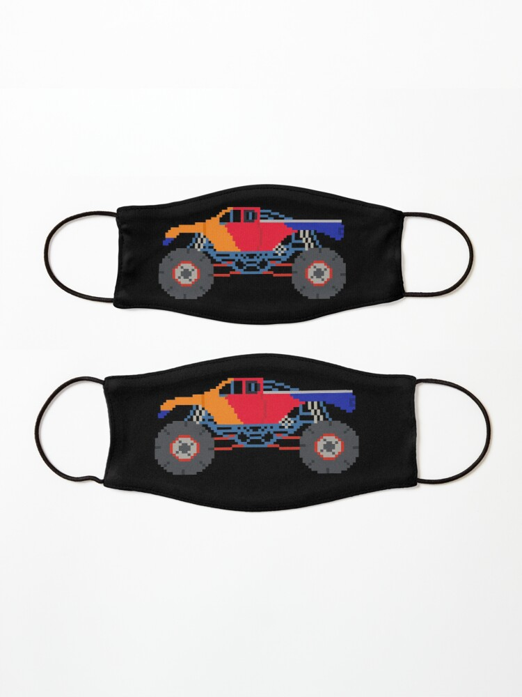 Alternate view of Monster Truck - The Kids' Picture Show Mask