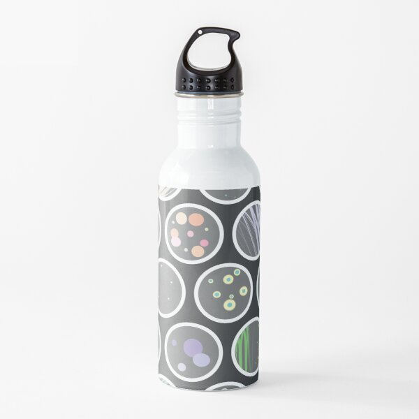 Petri Dishes Water Bottle