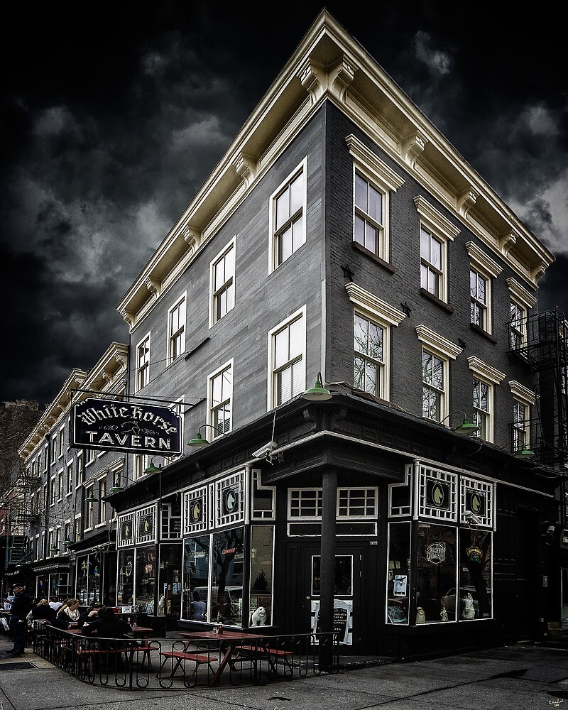 The White Horse Tavern by Chris Lord