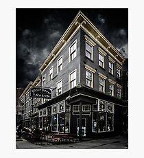 The White Horse Tavern Photographic Print