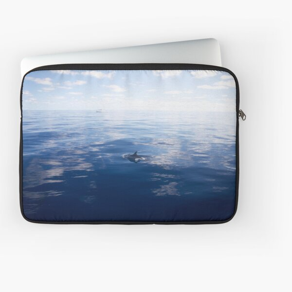 Offshore Dolphins 2 Laptop Sleeve