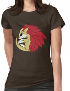 Spiny Ouroboros (Shiny Coloration) Womens Fitted T-Shirt