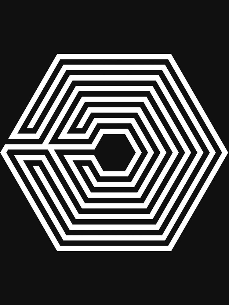 EXO - Overdose (White) von zyre