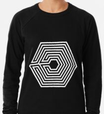EXO - Overdose (White) Leichter Pullover