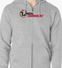 Unreal Tournament Zipped Hoodie