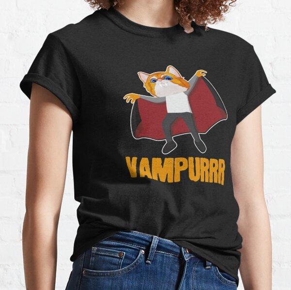 Vampurrr The Vampire Classic T-Shirt
