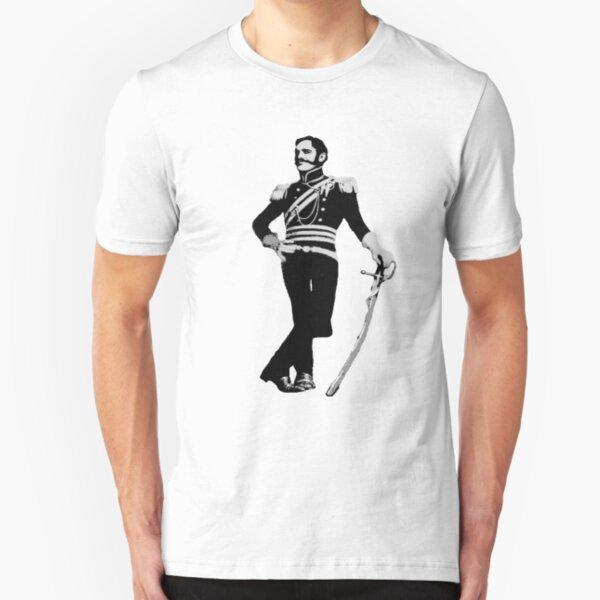 Flashman Tee Slim Fit T-Shirt
