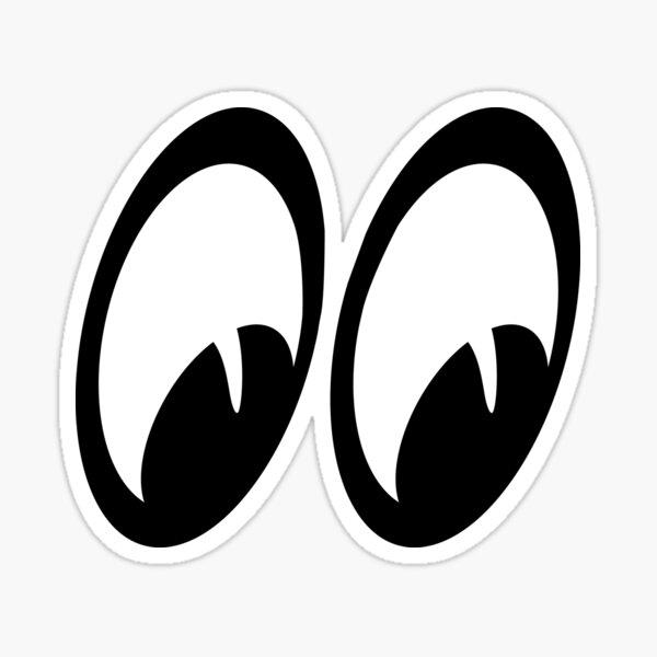 Moon Eyes #2 Sticker