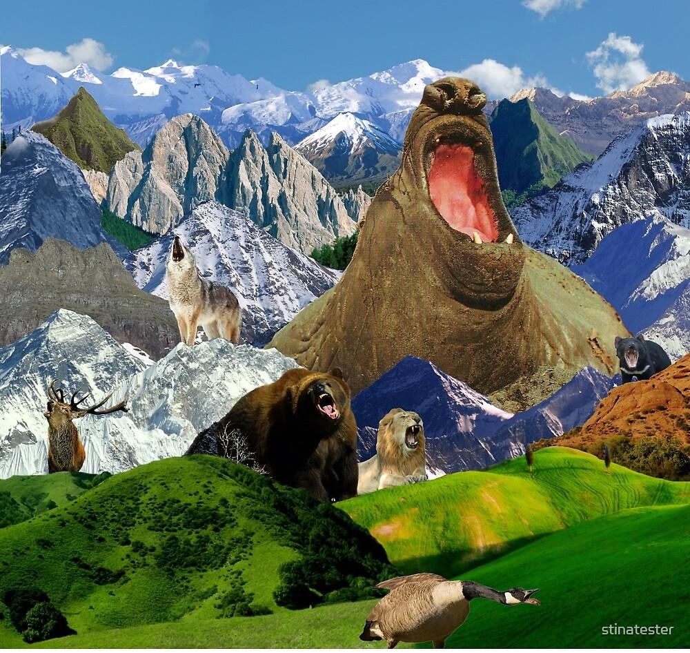 Animal Revolution by stinatester