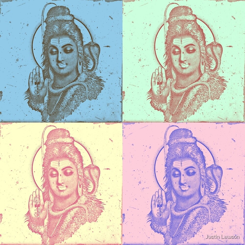 Shiva Pop by Justin Lawson