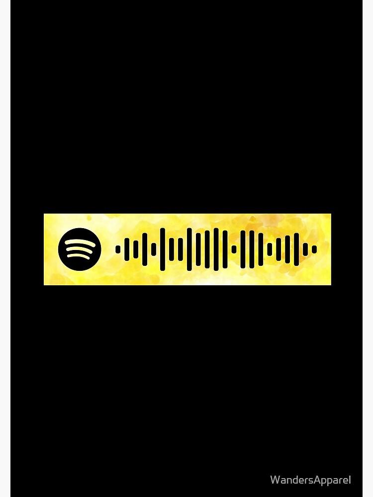"""Lemonade by Internet Money Spotify Scan Code"" Spiral ..."