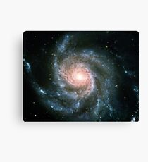 Whirlpool Galaxy Original | Fresh Universe Canvas Print