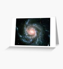 Whirlpool Galaxy Original | Fresh Universe Greeting Card