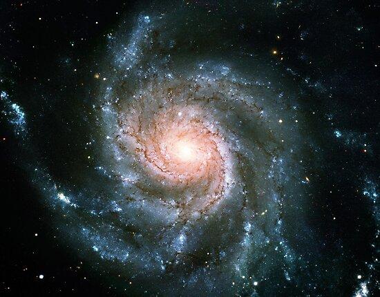 Whirlpool Galaxy Original | Fresh Universe by SirDouglasFresh