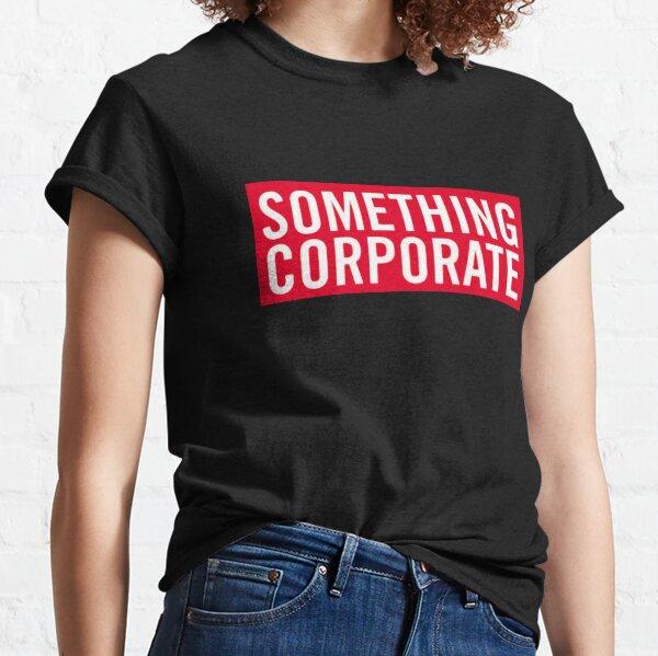Something Corporate Band Logo Classic T-Shirt
