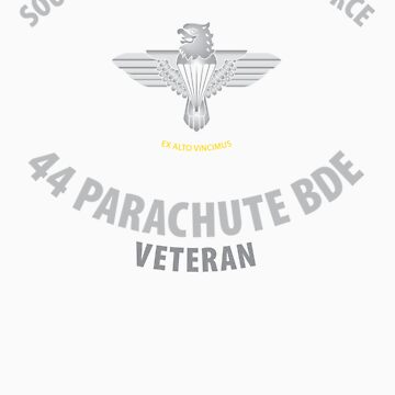 SADF 44 Parachute Brigade (Parabats) Veterans by civvies4vets