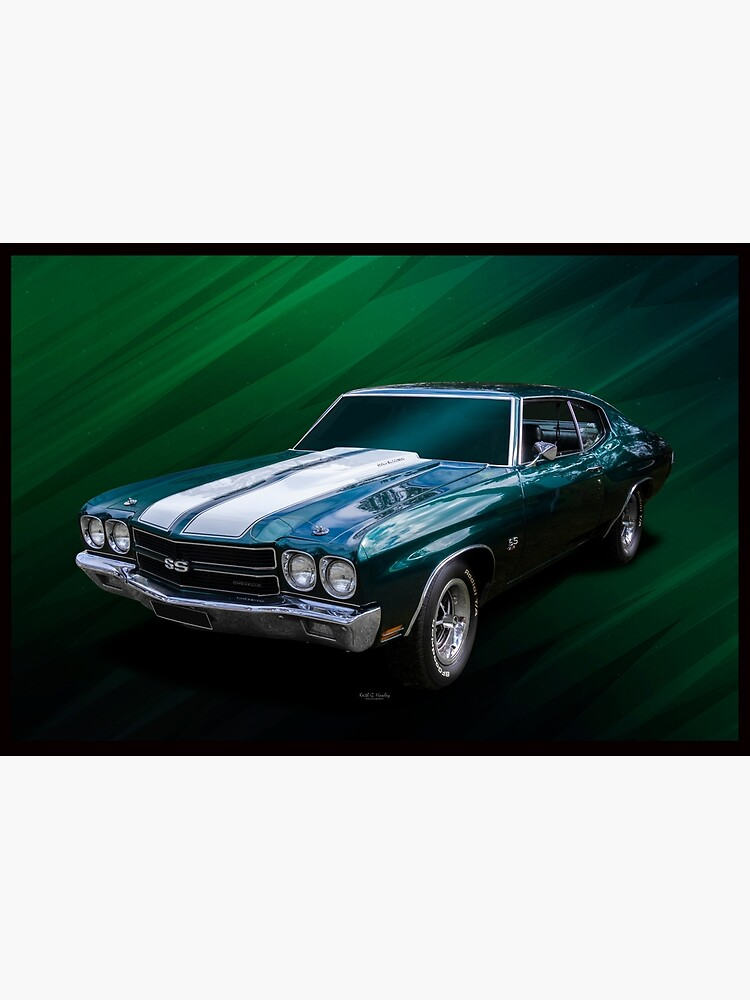 1970 SS Chevelle by cars